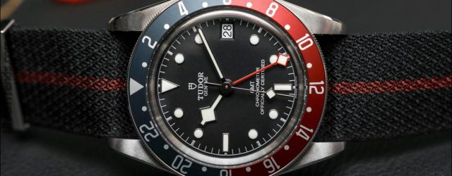 Tudor Black Bay GMT Uhr Hands-On