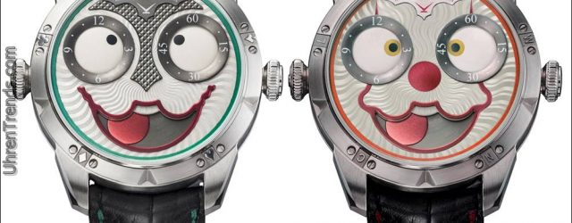 "Konstantin Chaykin Clown Watch Inspiriert von Stephen Kings ""It"" Movie"