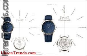 Piaget Altiplano 60th Anniversary Uhren in einem automatischen 43mm & Manual-Wind 38mm