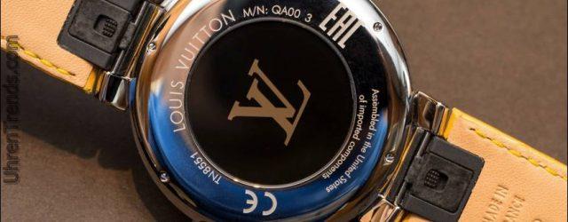 Was die Louis Vuitton Tambour Horizon Luxus Smartwatch bedeutet für die Uhrenindustrie