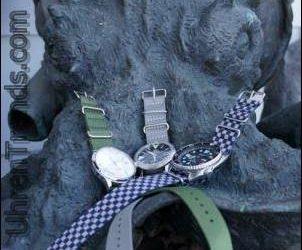 Armbanduhr Candy Watch Club (WCWC) Straps Einführung