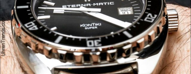 Eterna Heritage Super KonTiki 1973 Limitierte Auflage 'Team aBlogtoWatch' Watch Review