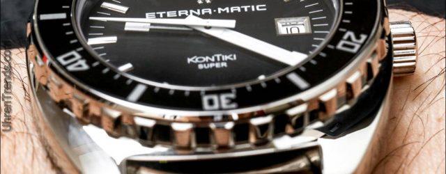 Eterna Heritage Super KonTiki 1973 Limitierte Auflage 'Team aBlogtoWatch' Watch Review
