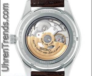 Seiko Presage Automatische 60th Anniversary Edition SARW027 Uhr