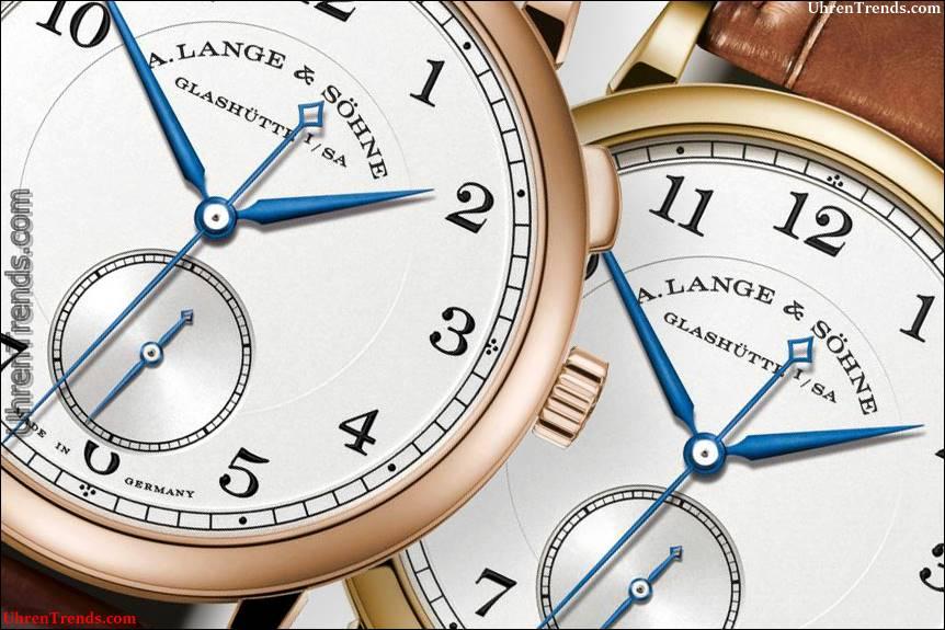 A. Lange & Söhne 1815 'Hommage an Walter Lange' Uhr