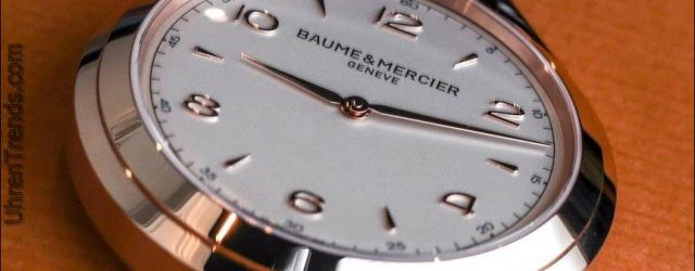 $ 50.000 Baume & Mercier Clifton 1830 Taschenuhr Repeater Hands-On