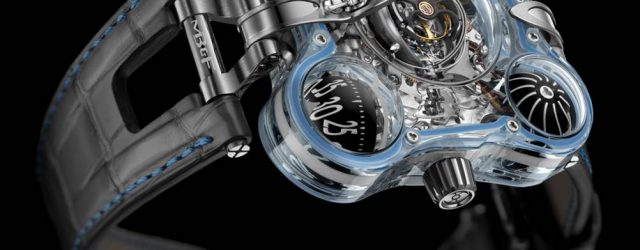MB & F HM6 Alien Nation Uhr