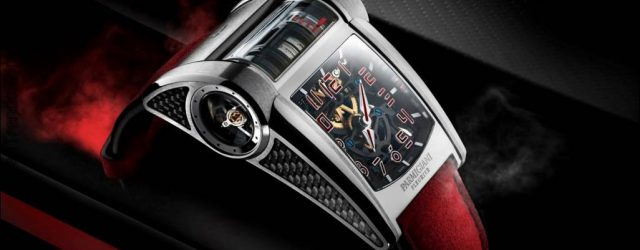 Parmigiani Bugatti Typ 390 Uhr