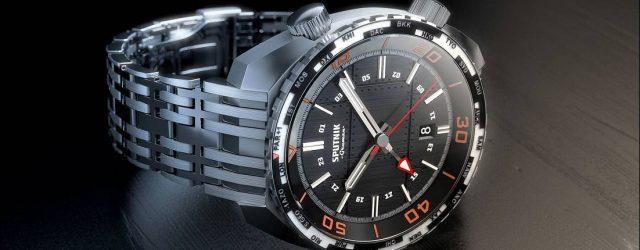 Gruman Sputnik GMT Uhren