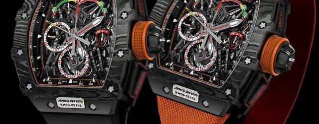 Richard Mille RM 50-03 McLaren F1 Rekord-Leichtgewicht-Uhr für $ 1.000.000 Hands-On