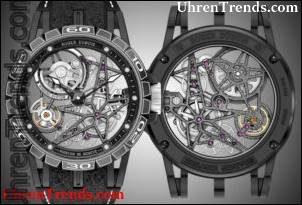 Roger Dubuis Excalibur Spinne Pirelli & Excalibur Aventador S Uhren für 2018
