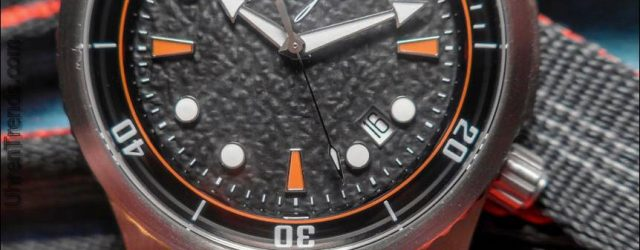 WATCH WINNER REVIEW: Fremder Ozean Predator Taucher