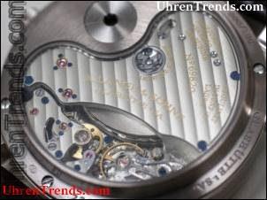 A. Lange & Söhne Lange 31 Limited Edition Uhr mit 31-Tage-Gangreserve Hands-On