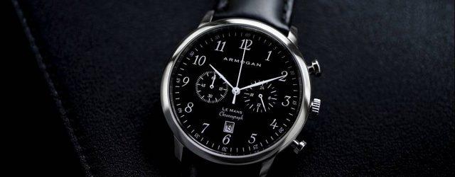 Einführung von Armogan Uhren
