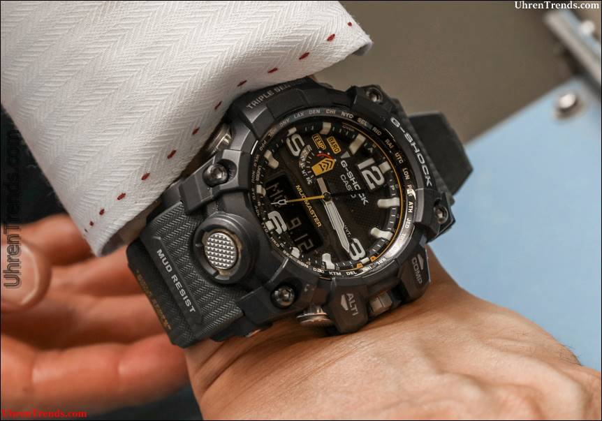 """Cool & Fun"" Made in Japan: Ein Besuch bei Casio G-Shock Watch Headquarters"