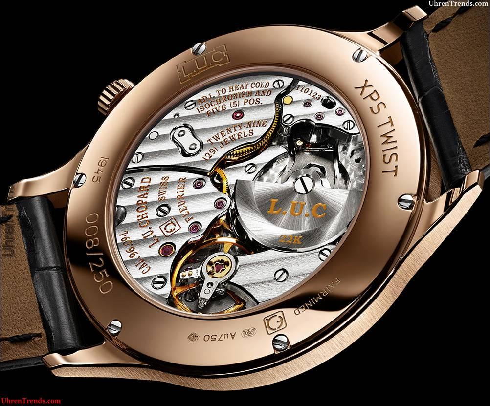 Chopard L.U.C XPS Uhr Twist QF Fairmined