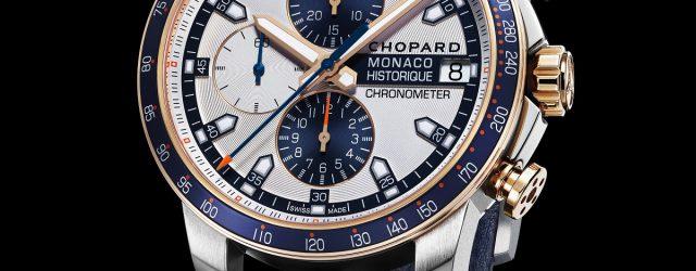Chopard Grand Prix von Monaco Historique 2018 Race Edition Uhren