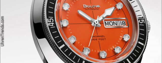 Bulova Archiv Serie Ozeanograph 'Devil Diver' Watch