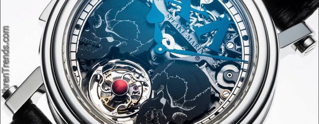 Speake-Marin Crazy Skulls Uhr