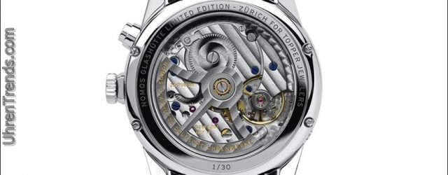 Nomos Zürich Worldtimer Topper Edition Uhr