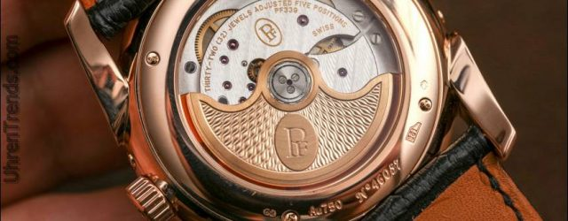 Parmigiani Tonda Quator Watch Review