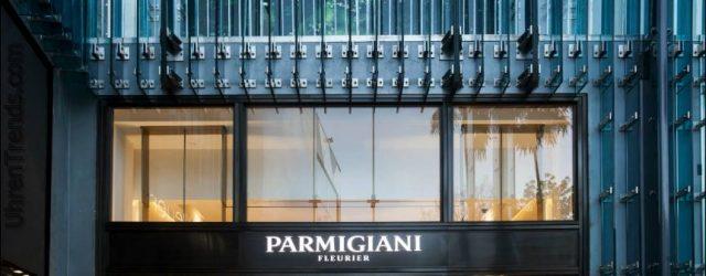 """Besuchen Sie in Miami: Parmigiani Fleurier """"20 Jahre Erfolge"""" 17. November - 31. Dezember 2016"""