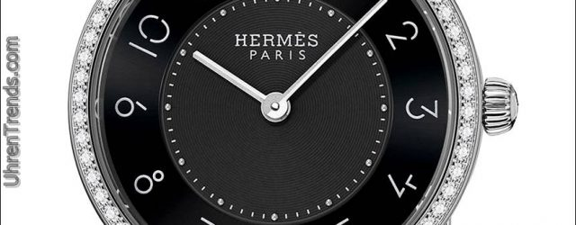 Hermés Slim D'Hermés Damenuhren