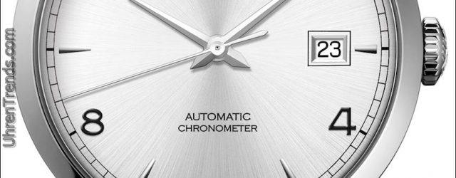 Longines Record Watches sind die erste COSC-zertifizierte Kollektion der Marke