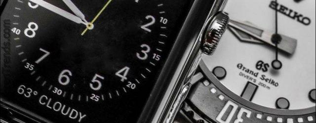 Apple als Uhrenmarke und Post-Launch-Gedanken zur Apple Watch Series 2