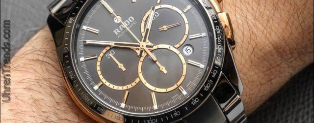 Rado HyperChrome Automatic Chronograph Uhr Bewertung