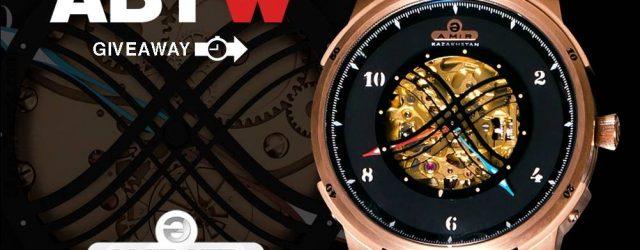 Uhr Werbegeschenk: Amir Uhren Nomadic Empires Automatic