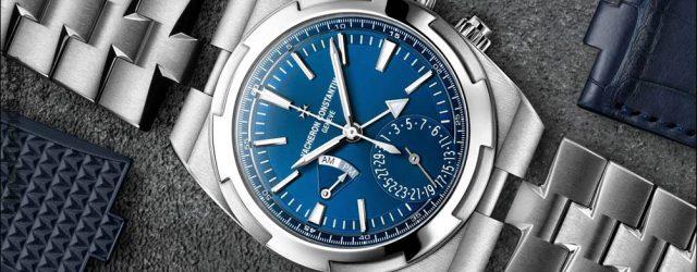 Vacheron Constantin Overseas Dual Time Uhr