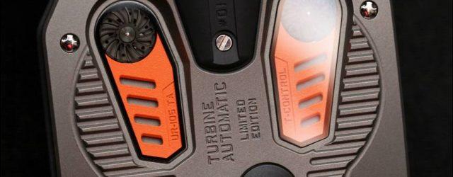 Urwerk UR-105TA 'Uhrwerk Orange' Uhr Hands-On