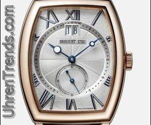 Breguet Heritage 5410 Tonneau Uhr Hands-On