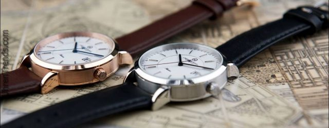 Melbourne Watch Co. Flinders Showroom Edition 'Uhr