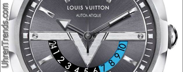 Louis Vuitton Voyager GMT Uhr