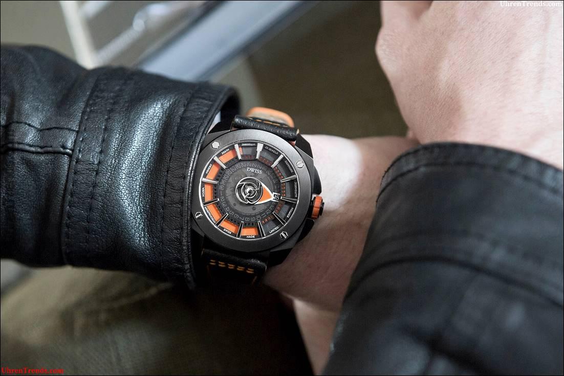 Dwiss Uhren 2017 Kollektion