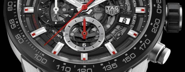 TAG Heuer Carrera Heuer-01 43mm Uhren für 2017