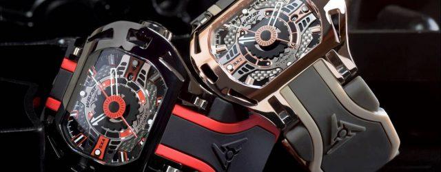 Wryst Racer Automatische Uhrenkollektion