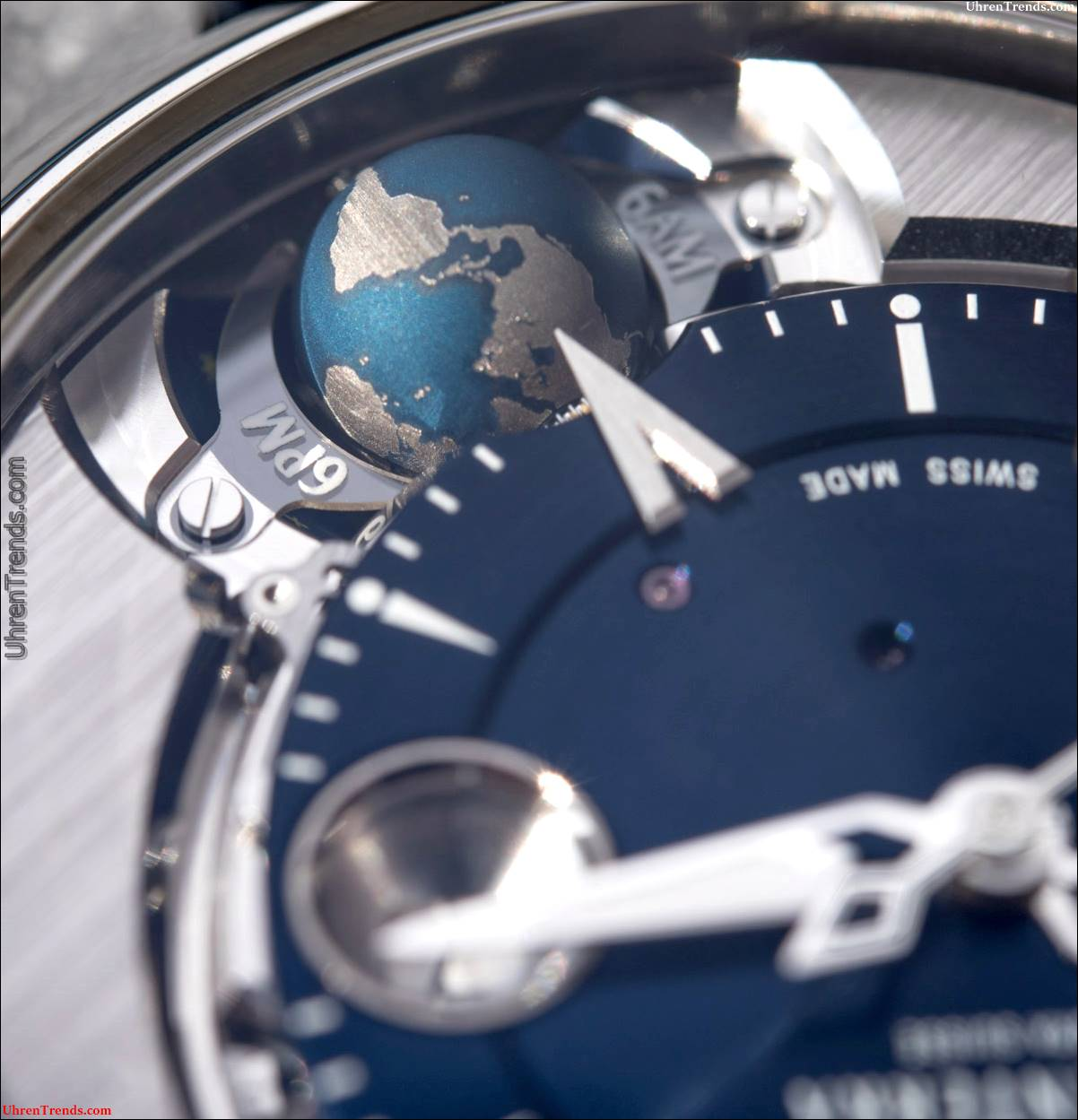 Vicenterra Tycho Brahe Tomé 2 Blue Watch Review