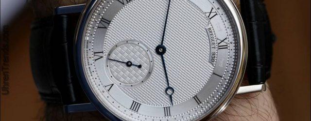 Breguet Classique 7147 Uhr Hands-On
