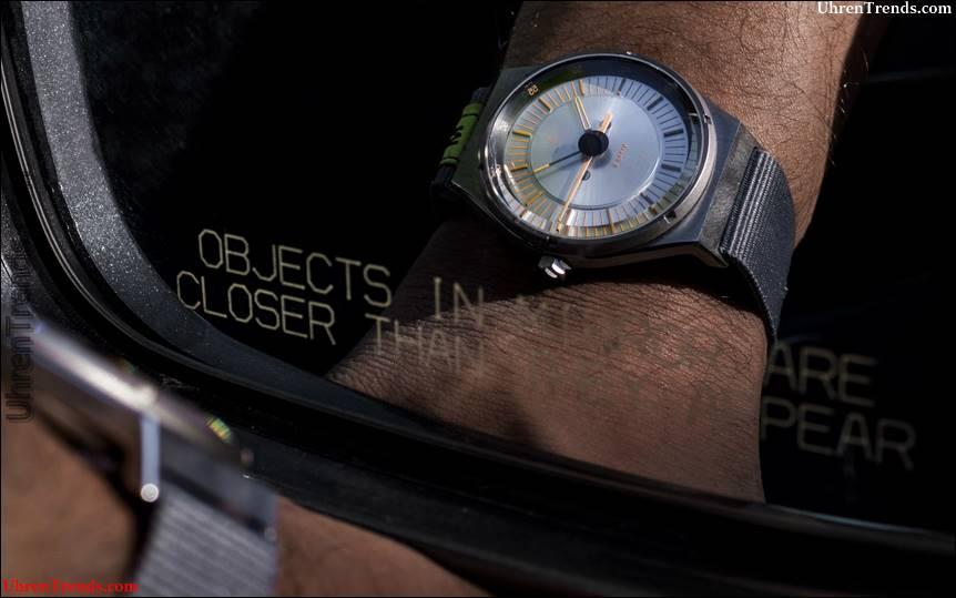 Autodromo Gruppe B Silber / Gelb Watch Review