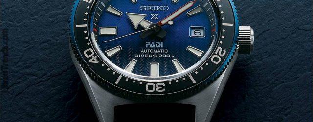Seiko Prospex Sonderedition PADI SPB071J1 Uhr