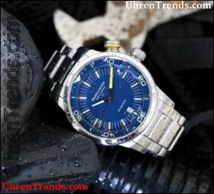 UHR GIVEAWAY: Maurice Lacroix Pontos S Taucher 'Blue Devil' Limited Edition