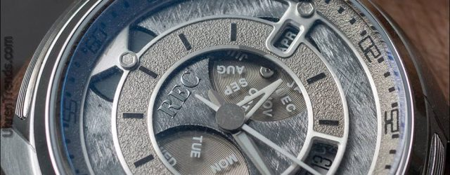 REC 901 Automatic Watch Review: Hergestellt aus recycelten Porsche 911 Autos