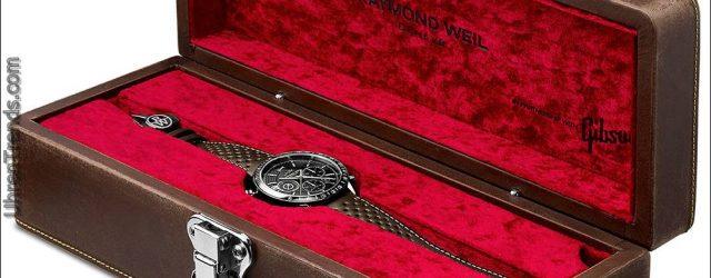 Raymond Weil Freelancer Chronograph Gibson Les Paul Uhr