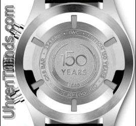 IWC Fliegeruhren zum 150. Jahrestag