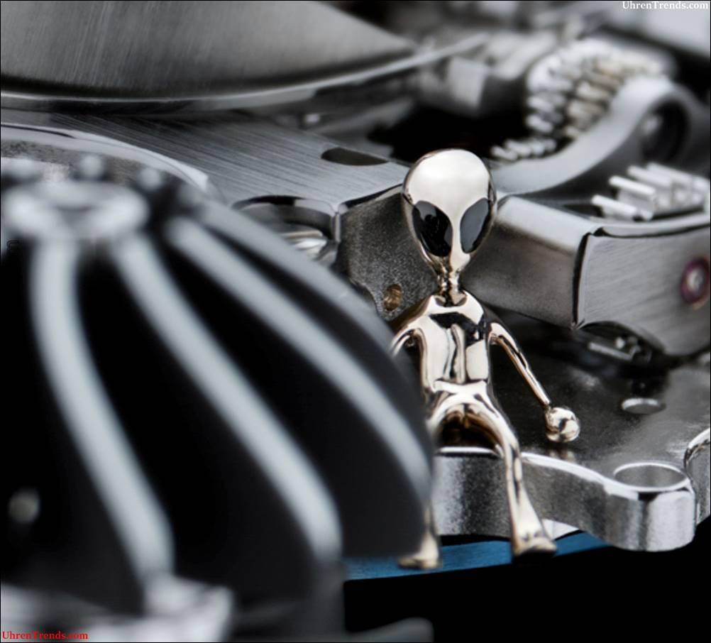 MB & F HM6 Alien Nation Uhr