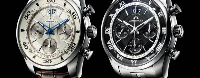 Citizen Campanola Mechanische Chronographenuhr