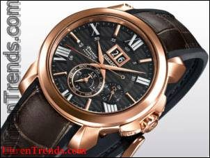 Seiko Premier Kinetic Perpetual Novak Djokovic Sonderedition Uhr
